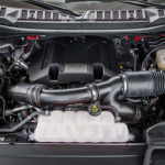 2020 Ford F 150 Engine