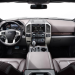 2020 Ford Raptor Interior