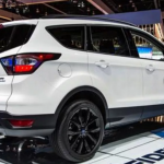 2019 Ford Escape Exterior ,