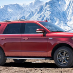 2019 Ford Expedition Exterior ,