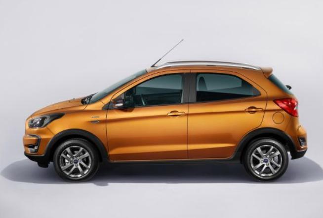 2019 Ford Ka Exterior