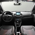2019 Ford Ka Interior