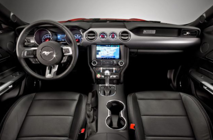 2019 Ford Mustang GT Interior