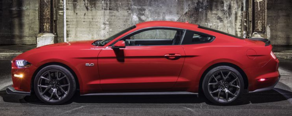 2019 Ford Mustang GT Exterior