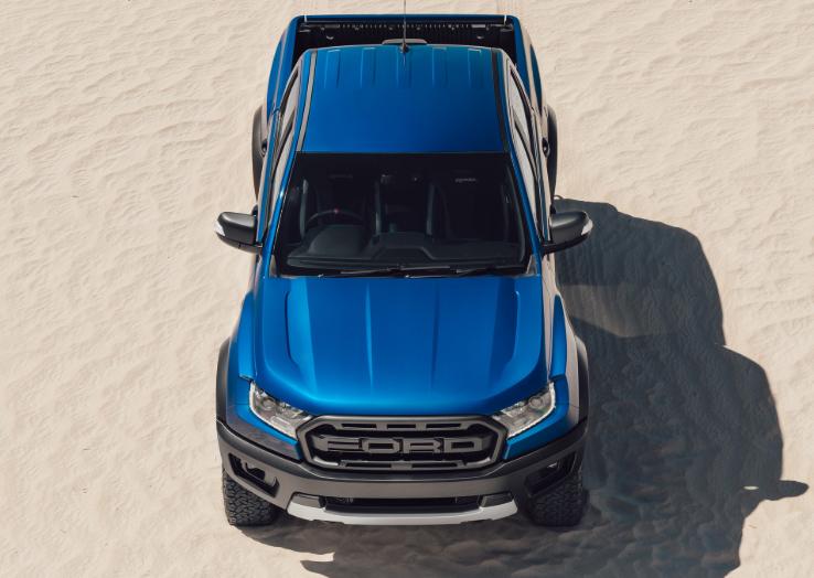 2019 Ford Ranger Raptor Exterior ,