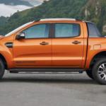 2019 Ford Ranger Usa