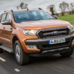 2019 Ford Ranger Usa Exterior