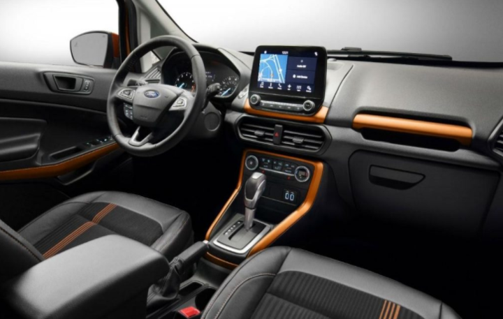 2019 Ford Taurus SHO Interior