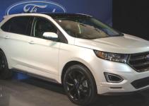 2020 Ford Edge Sport