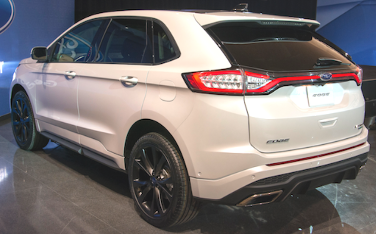 2020 Ford Edge Sport Exterior