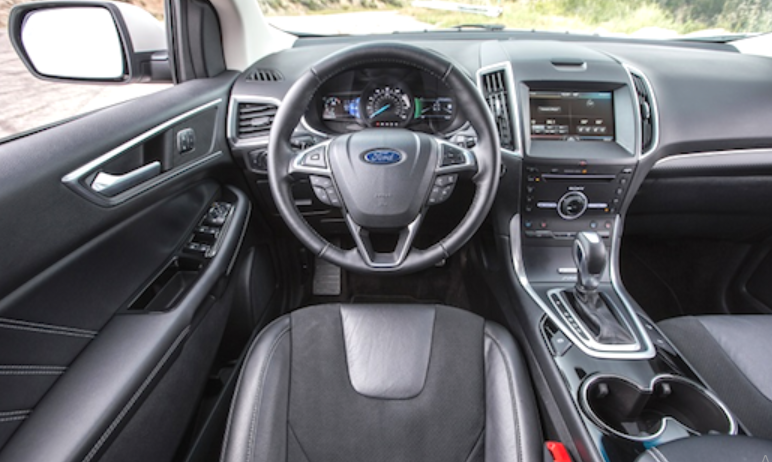 2020 Ford Edge Sport Interior