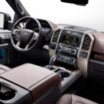 2020 Ford F-150 Hybrid Interior