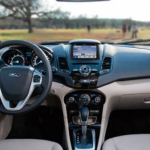 2020 Ford Fiesta Interior