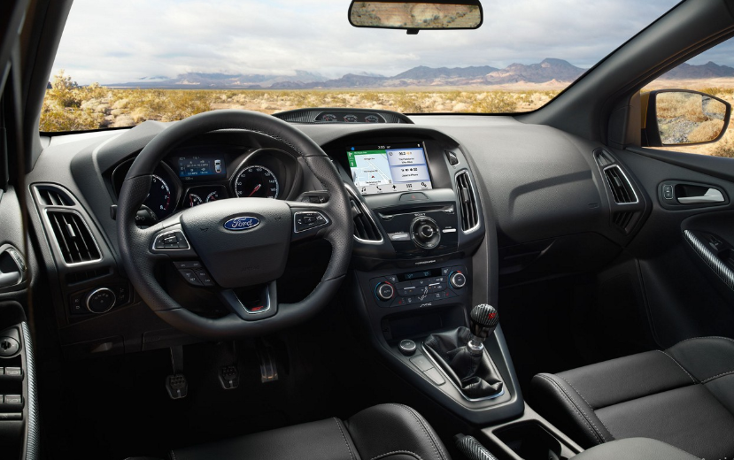 2020 Ford Focus Interior
