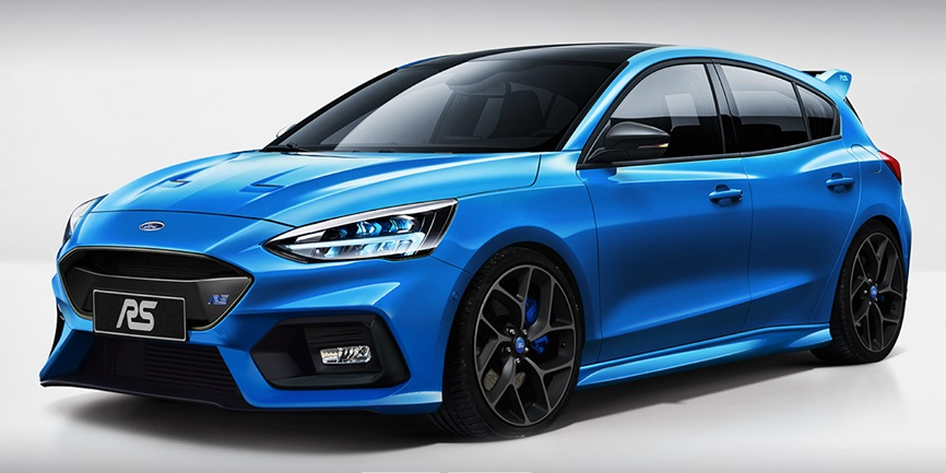 2020 Ford Focus RS