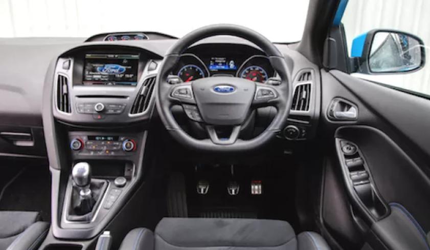 2020 Ford Focus Rs Interior