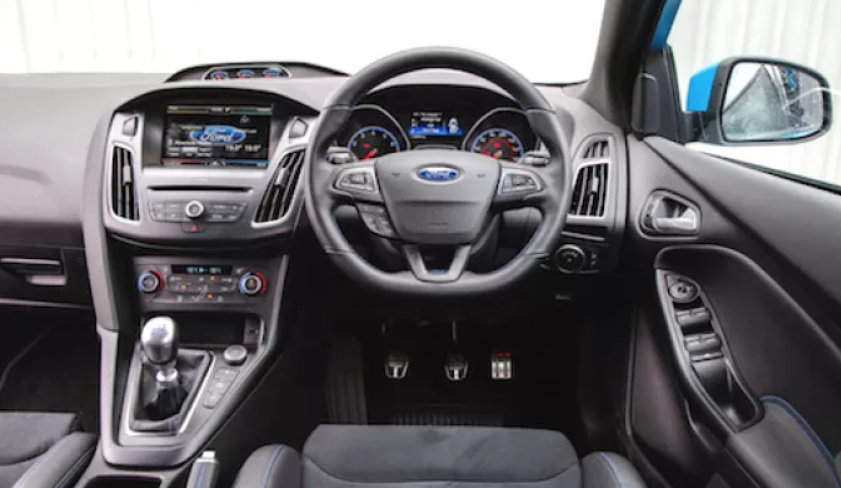 2020 Ford Focus Rs Engine Msrp Interior Horsepower Update