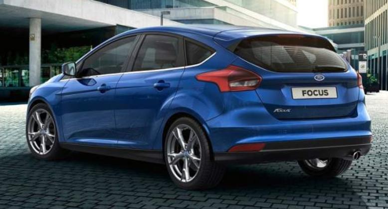2020 Ford Focus ST Exterior