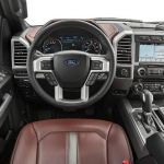 2020 Ford Lighting Interior