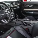 2020 Ford Mustang GT Interior