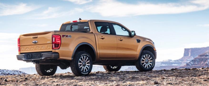 2020 Ford Ranger Exterior – Horsepower Update