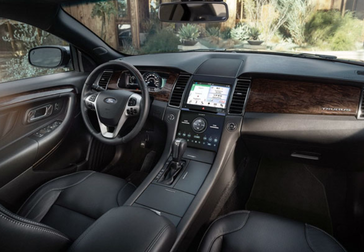 2020 Ford Taurus Interior