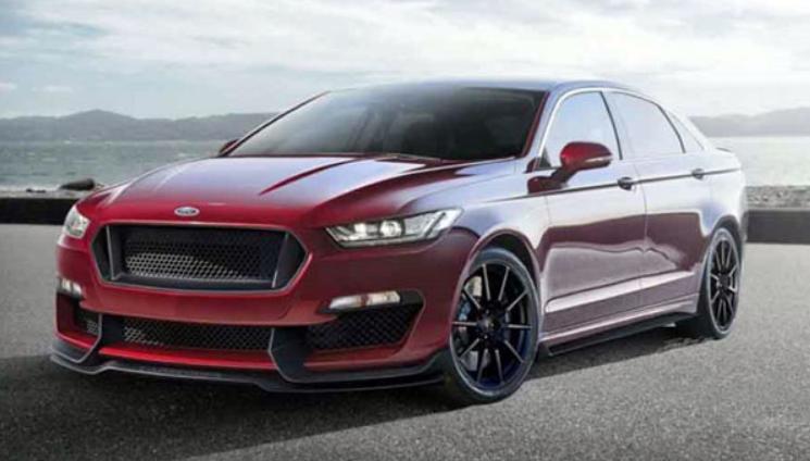 2020 Ford Taurus a – Horsepower Update