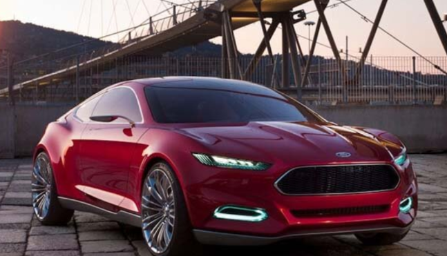 2020 Ford Thunderbird