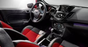2020 Ford Thunderbird Interior