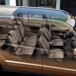 2020 Ford Transit Interior