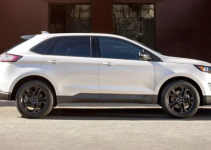 2021 Ford Edge Exerior