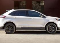 2021 Ford Edge Exerior