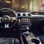 2021 Ford Mustang Interiorr