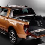 2021 Ford Ranger Exterior