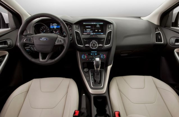 Ford Escort 2020 Interior