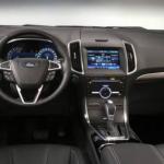 Ford Galaxy 2020 Interior