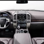 2019 Ford 350 Interior