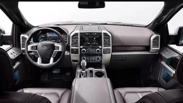 2019 Ford F-350 Design
