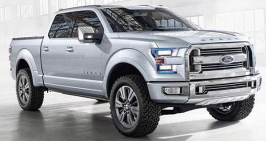 2019 Ford Atlas Price Specs Release Date Horsepower Update