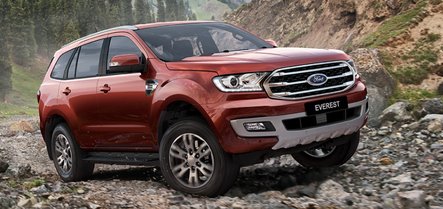 2019 Ford Everest