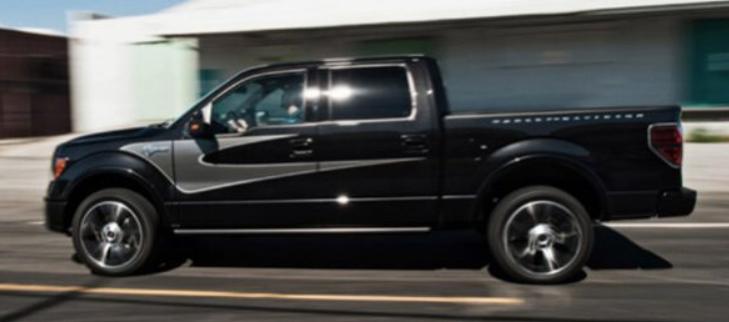 2019 Ford F-150 Diesel