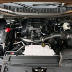 2019 Ford 350 Engine