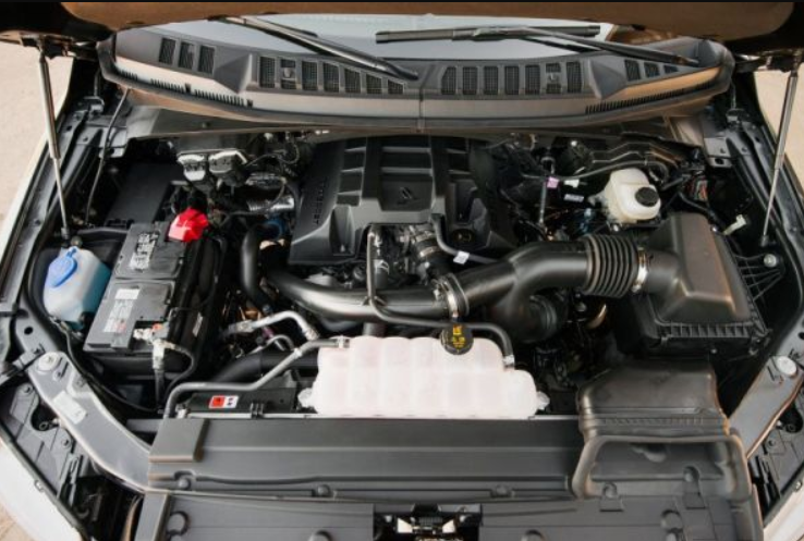 2019 Ford Transit Engine