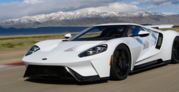 2019 Ford GT500