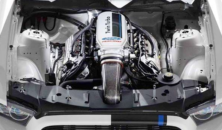 2019 Ford Super Duty Engine