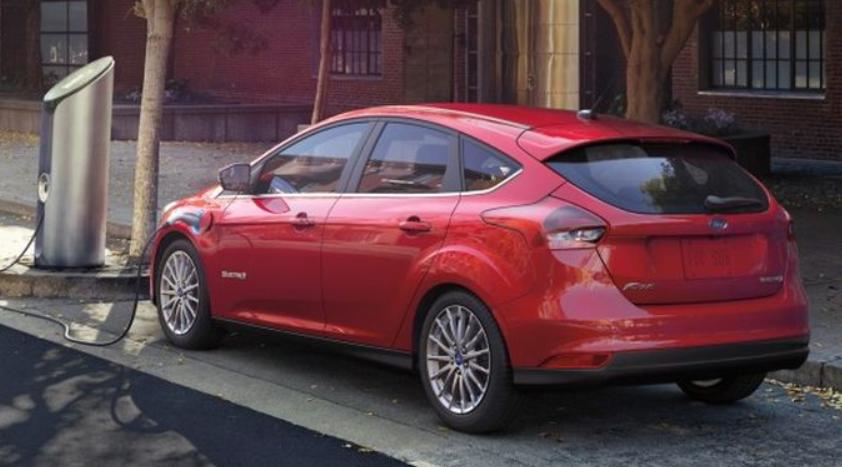 2019 Ford Model E Exterior