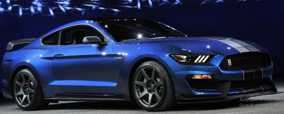 2019 Ford Mustang Gt350