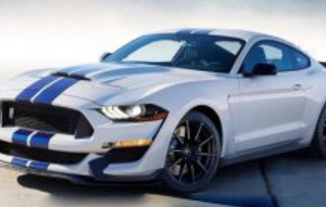 ford mustang gt exterior horsepower update