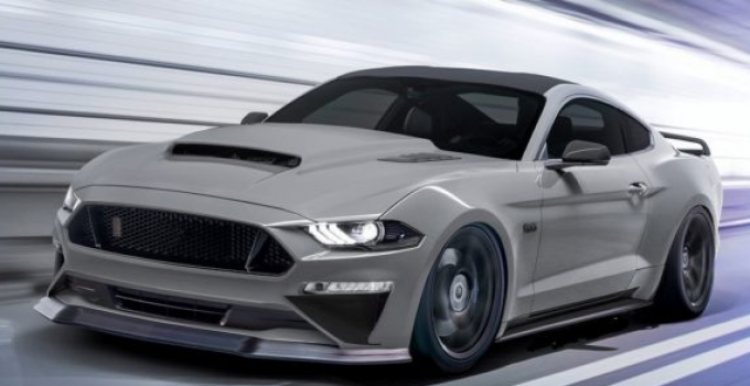 2019 Ford Shelby Gt500