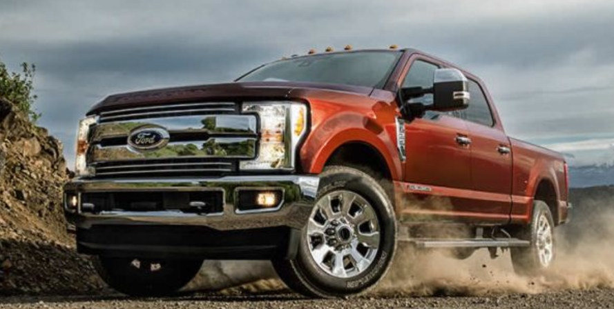 2019 Ford Super Duty Exterior